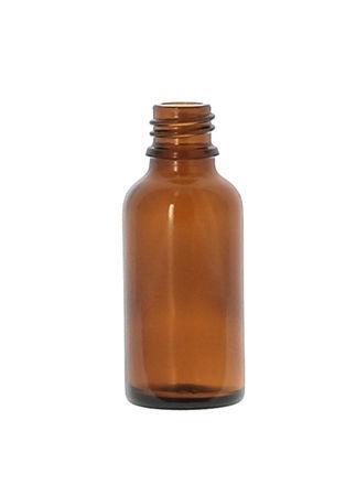 30ml amberkleurige glazen flesje voor etherische olie