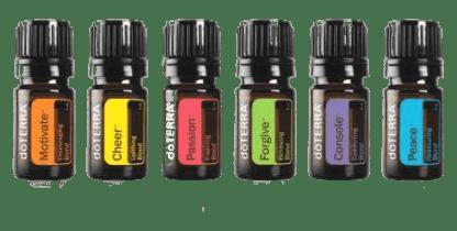 etherische olie voor emoties