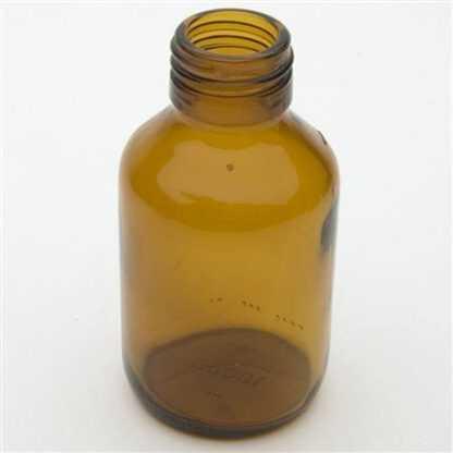 250ml amberkleurige glazen fles