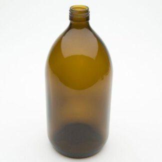 500ml amberkleurige glazen fles